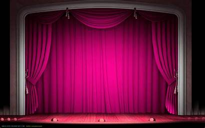 Stage Hollywood Backgrounds Curtain Curtains Background Angeldust