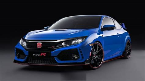 Honda Civic Type R 2019 by 2019 Honda Civic Type R Release Date Specs Coupe Price