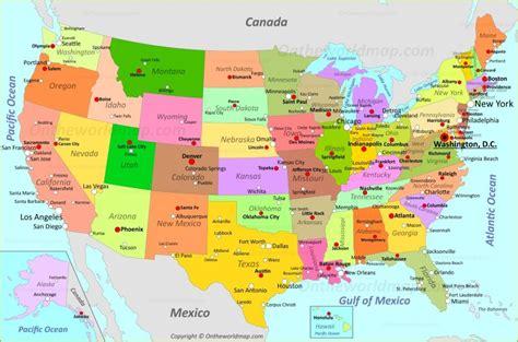 usa maps maps  united states  america usa