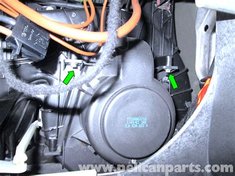 porsche cayenne hvac blower fan  regulator replacement