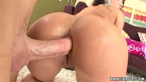 London Keyes Bubble Butt Anal Gaping Sex
