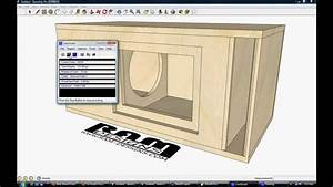 "RAM Designs: Phoenix Gold 10"" Bandpass Box Design - YouTube"