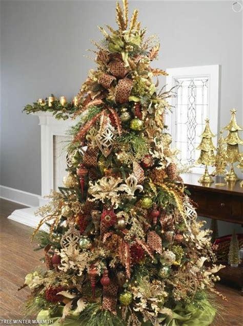 raz decorations 2012 gold raz imports 2012 trees decorated