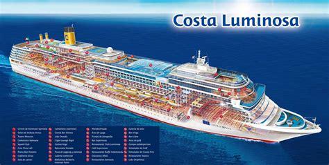 costa crociere luminosa cabine photos d une suite panoramique du costa luminosa