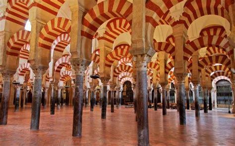 la mezquita de c 243 rdoba y la alhambra de granada entre los diez lugares de mayor inter 233 s del mundo