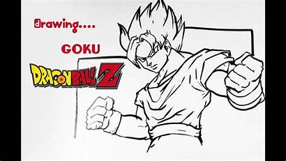 Draw Easy Things Goku