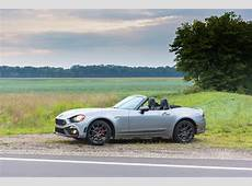 2017 Fiat 124 Spider Abarth Review – A Tale of Two Drivers