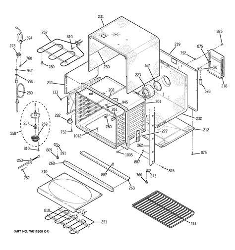 ge model zetsfss built  oven electric genuine parts