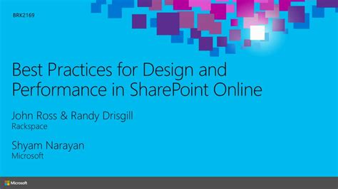 practices  design  performance  sharepoint