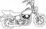 Coloring Pages Bike Bycle Wecoloringpage Engine Many sketch template