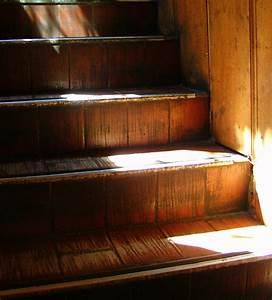 Dřevěné schody svépomocí