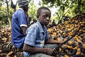 Ferrero: stop cocoa slavery