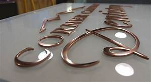 Order copper letters now patina copper sign letters for Small copper letters