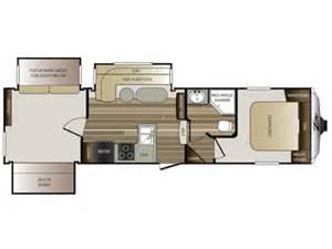 2015 xlite 29rob floor plan 5th wheel keystone rv