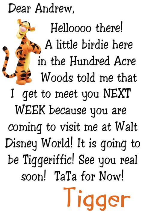 disney surprise letter disney letters clipart 92