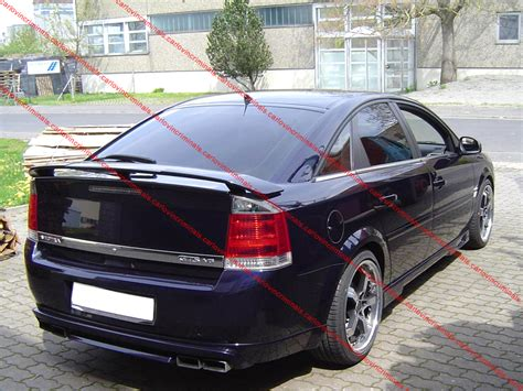 Boat Auctions In Ct by Vauxhall Vectra C Boot Spoiler Ebay