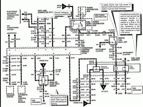 Ford Explorer Wiring by Ford Explorer Fuel Wiring Diagram Wiring Forums