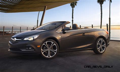 Best Buick Cars by 2016 Buick Cascada Convertible