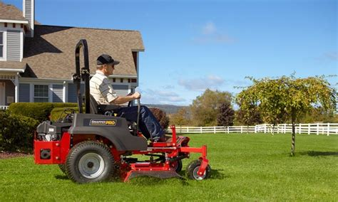 zero turn mower mowers lawn money commercial outdoorchief territory beyond moving into snapper pro