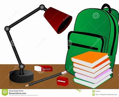Study Table Materials Material Royalty Dreamstime