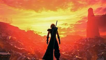 Fantasy Final Remake Vii 4k Resolution Desktop