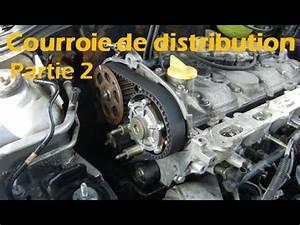 Courroie De Distribution Clio 2 Essence : clio rs1 remplacement courroie de distribution partie 2 3 youtube ~ Maxctalentgroup.com Avis de Voitures