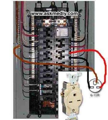 Wiring 220 Outlet 3 Wire by 17 Best Images About Electrical On Cable The