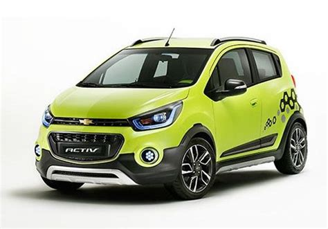 chevrolet beat activ price  india launch date images