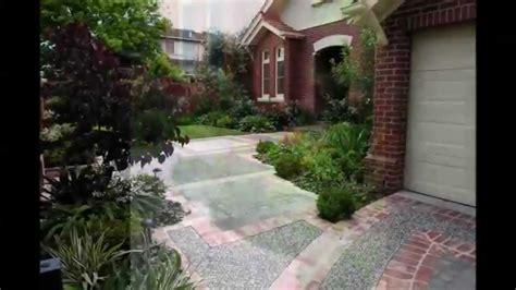 Edwardian Front Garden Melbourne