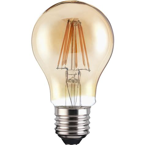 tcp led classic bulb 6w es vintage 720lm1pk at wilko