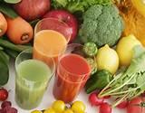 Соки из овощей для очистки печени