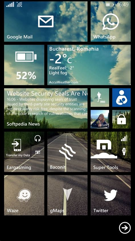 tile for phone windows phone app of the day transparent tiles maker
