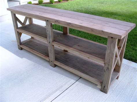 rustic wood sofa table sofa table rustic india antique accent cabinet console