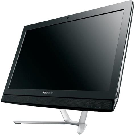 lenovo pc de bureau pc de bureau lenovo all in one c360 noir