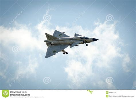 saab viggen editorial image cartoondealer com 50714288