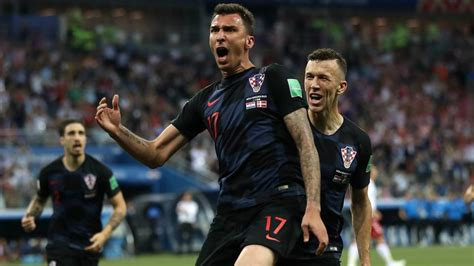 World Cup Russia Croatia Preview Players