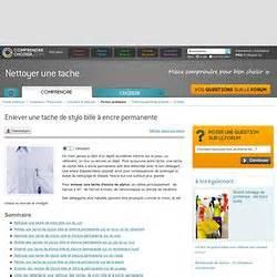 Enlever Tache De Stylo : tache stylo pearltrees ~ Melissatoandfro.com Idées de Décoration