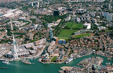 university  portsmouth plans architectural landmark
