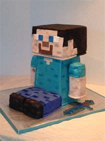 images  minecraft cake  pinterest pig