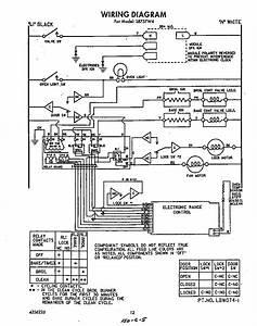 Roper S8757w4 Gas Range Parts