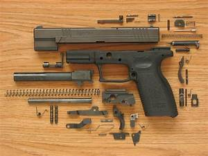 Gun Of The Day  U2013 Exploded View Xd 40
