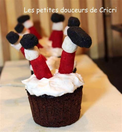 recette cupcake du pere noel enfin ce quil en reste