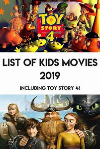 The Big List Of Kids Movies 2019 Kid Friendly Movies