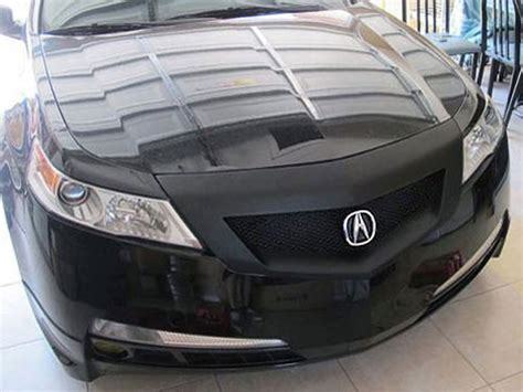 Acura Tl Aftermarket Grill by Front Bumper Sport Mesh Grill Grille Fits Acura Tl 09