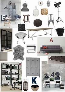 Tv Board Industrial Design : industrial interiors mood boards and interieur on pinterest ~ Michelbontemps.com Haus und Dekorationen