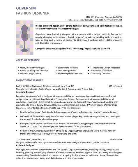 Fashion Designer  Free Resume Samples  Blue Sky Resumes. Free Resume Templates Microsoft Word Download. Resume Nursing Skills. Sample Resumes For Management Positions. Kindergarten Teacher Resume Samples. Examples Of Resume Skills List. Samples Of Medical Assistant Resumes. Resume Format Examples For Students. Nannies Resume Sample