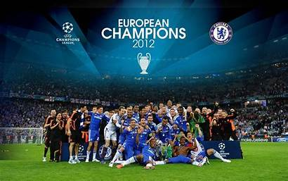 Chelsea Wallpapers Team Squad Fc Champions League