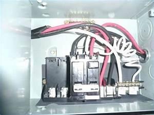 Ac Disconnect Wiring Diagram Schematic