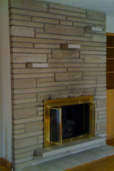 decorating  mid century fireplace  retro renovation