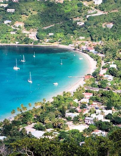 Cane Garden Bay  Tortola  Bvi  Online Cruising Guide